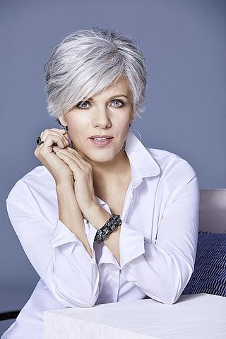 Birgit Schrowange Laudatorin Gloria 2019