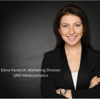 QMS Medicosmetics: Neue Marketing Direktorin