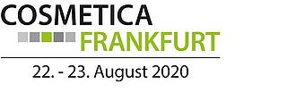 Die COSMETICA Frankfurt wird vorverlegt – neuer Termin im August