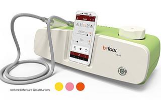 Wellnessgeräte mit Sprachsteuerung und Touchbedienung