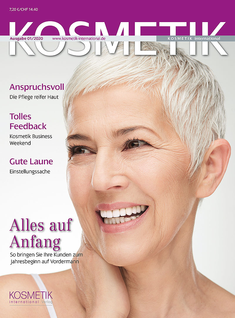 KOSMETIK international 01/2020