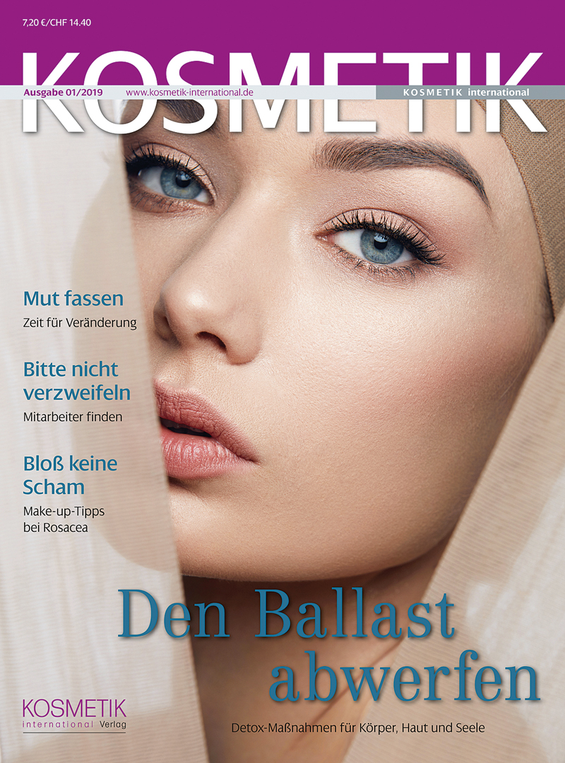 KOSMETIK international 01/2019