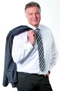 Dr. Christian Rimpler, VCP-Vorsitzender